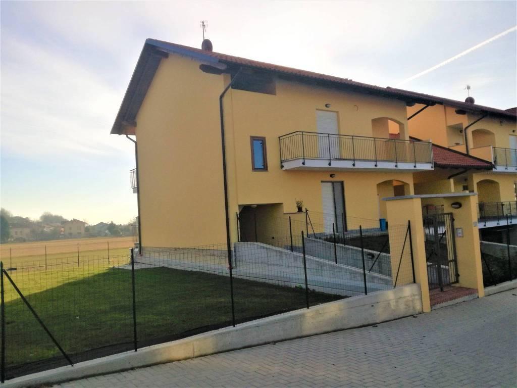 Foto 1 di Quadrilocale via Catera, San Francesco Al Campo