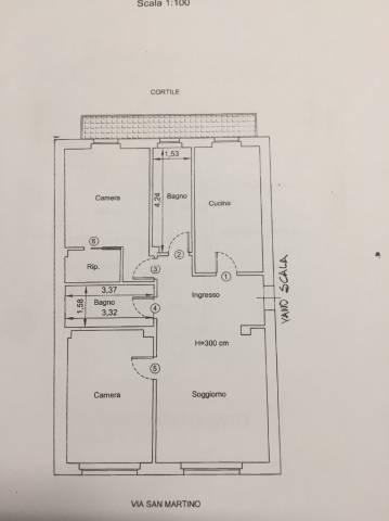 Appartamento in Affitto a Asti Centro: 4 locali, 100 mq