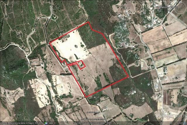 Terreno agricolo Castiadas Rif.12374983