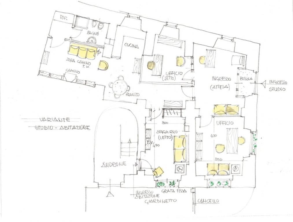 Appartamento a Sant'Elia Fiumerapido – centro storico