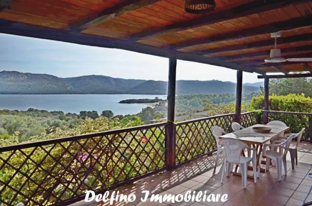 Residence Porto Mannu Villa con stupenda vista mare