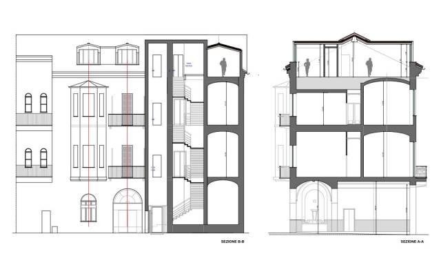 Appartamento in Vendita Alessandria corso Roma