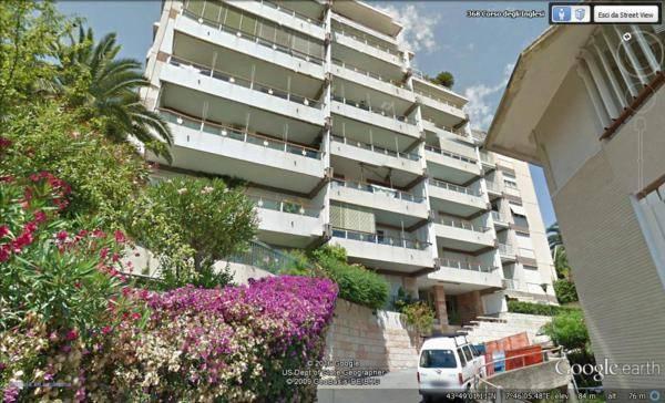 Sanremo appartamento con incantevole vista mare