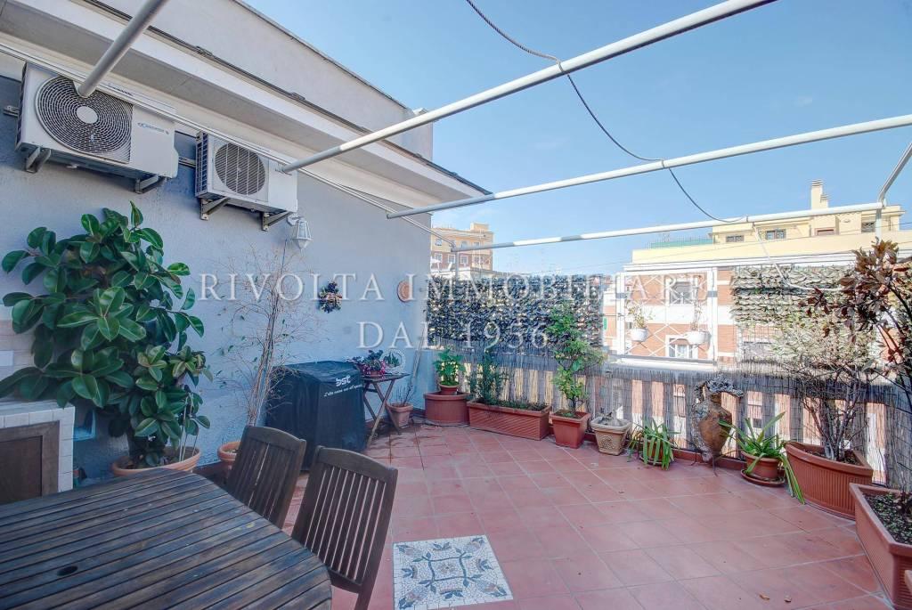 Attico / Mansarda in vendita a Roma, 4 locali, zona Zona: 4 . Nomentano, Bologna, Policlinico, prezzo € 780.000 | CambioCasa.it