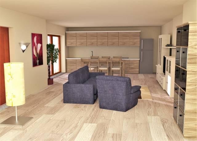 Appartamento in vendita a Bernezzo, 4 locali, prezzo € 230.000 | CambioCasa.it