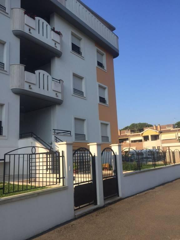 Appartamento in ottime condizioni arredato in affitto Rif. 8229179