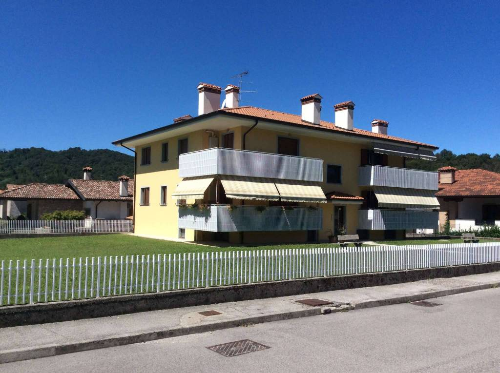Appartamento in affitto a Attimis, 3 locali, prezzo € 400 | CambioCasa.it