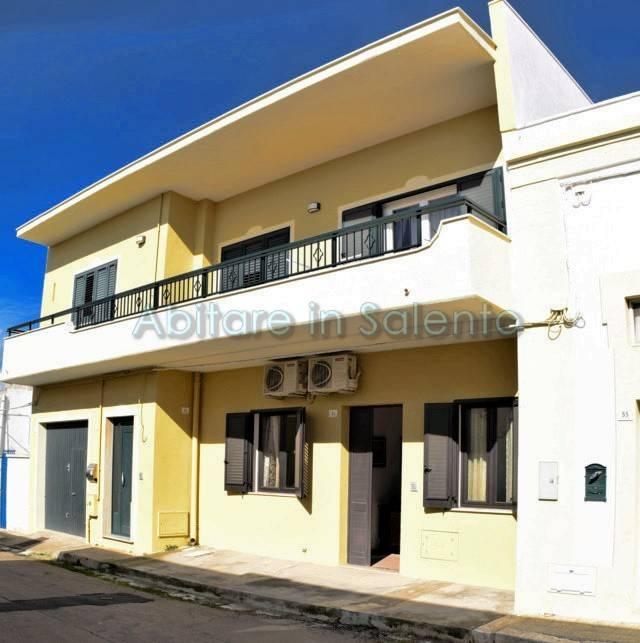 Appartamento in vendita a Morciano di Leuca, 6 locali, prezzo € 105.000 | PortaleAgenzieImmobiliari.it