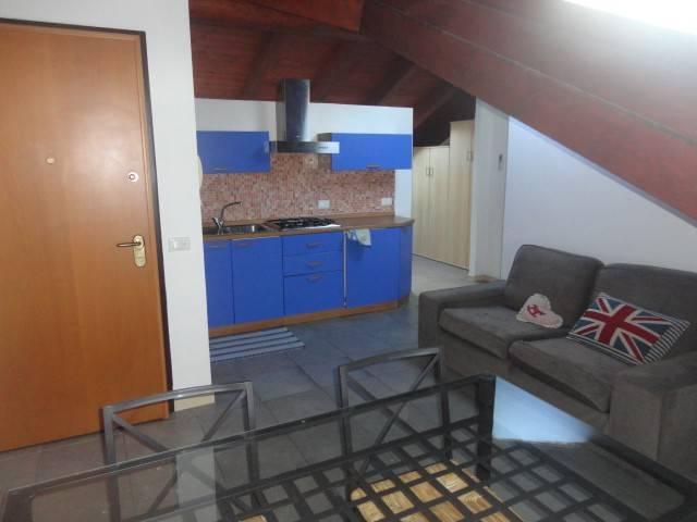 Attico / Mansarda in ottime condizioni arredato in vendita Rif. 5386968