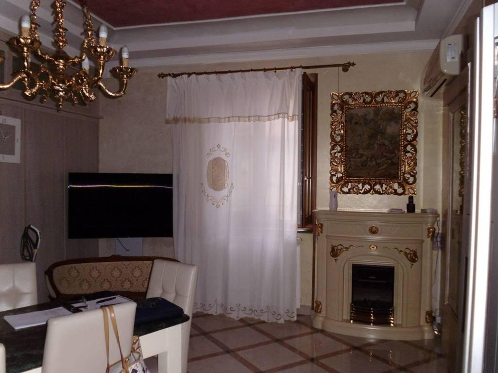 Appartamento ben rifinito sul Corso di Caivano