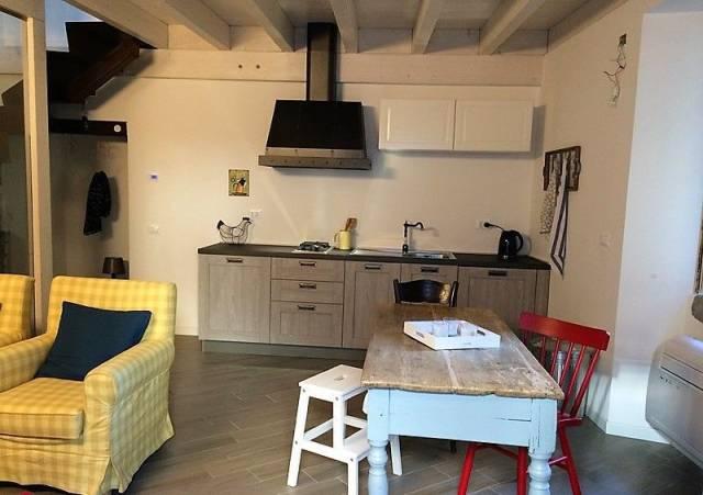 Appartamento in ottime condizioni arredato in affitto Rif. 5575048