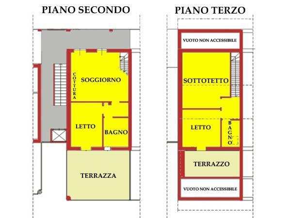 Appartamento in buone condizioni in vendita Rif. 5542431