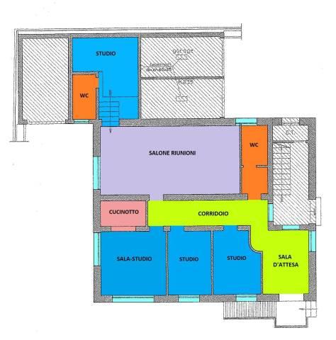 Ufficio 5 locali in vendita a Vicenza (VI)