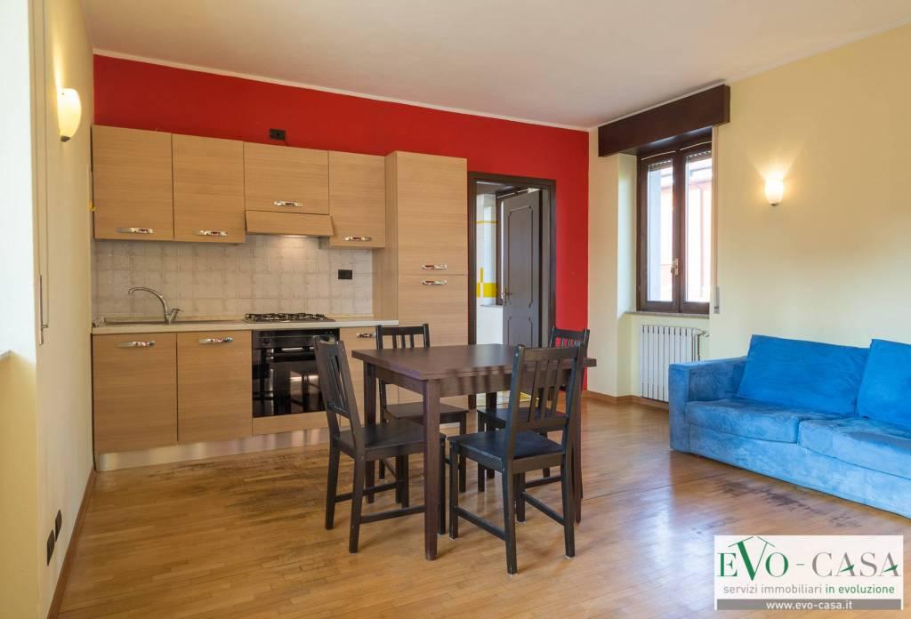 Appartamento in buone condizioni arredato in affitto Rif. 8716511