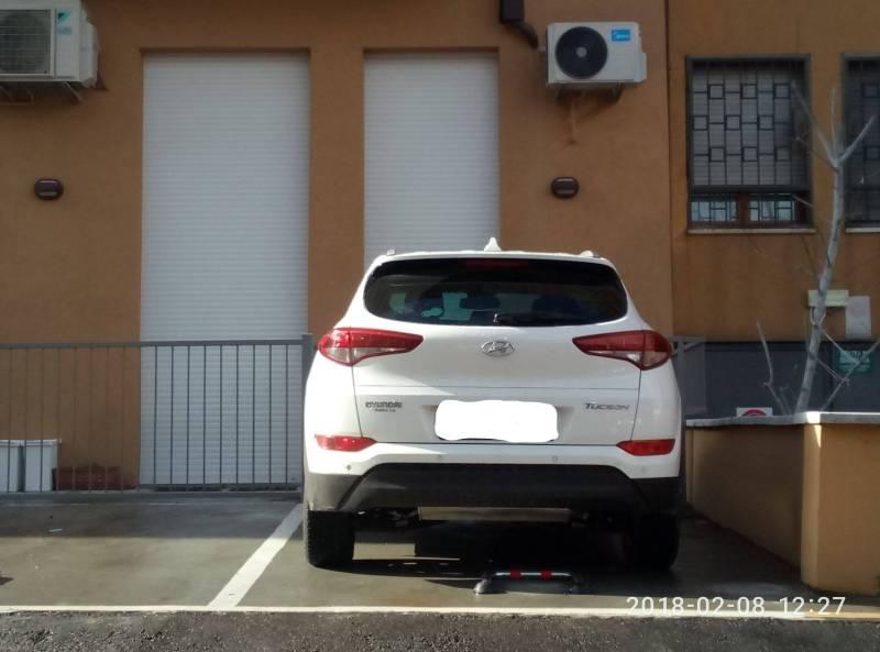 VIA DELLE LAME : MONOLOCALE CON SOPPALCO e POSTO AUTO