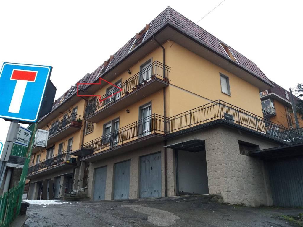 Appartamento in buone condizioni arredato in vendita Rif. 4525783