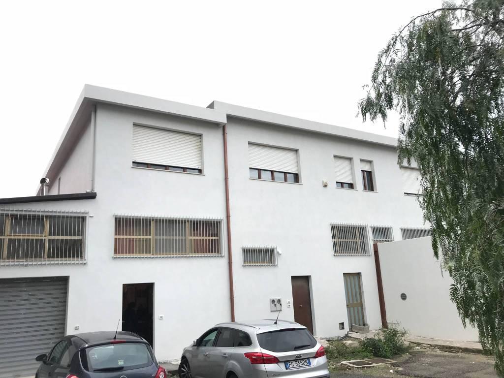 V.DEI CONTI RUFFO: Studio indip. di nuova costruzione Rif. 5598336