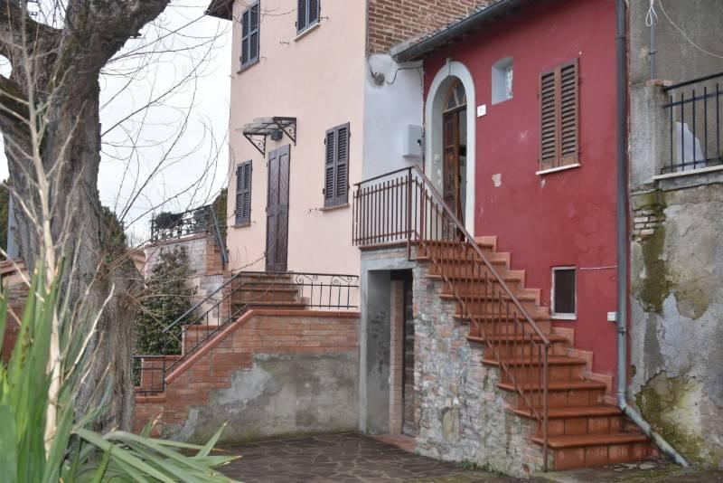 Casa indipendente in Vendita a Citta' Della Pieve Periferia:  4 locali, 70 mq  - Foto 1