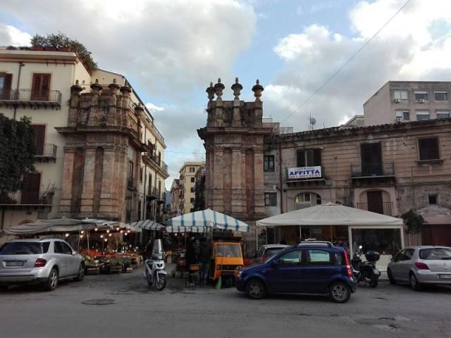 Appartamento trilocale in affitto a Palermo (PA)