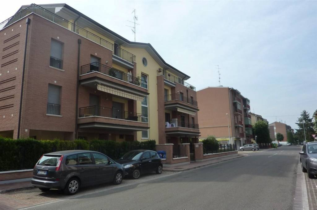 Foto 1 di Attico / Mansarda via Piacenza 30, Carpi