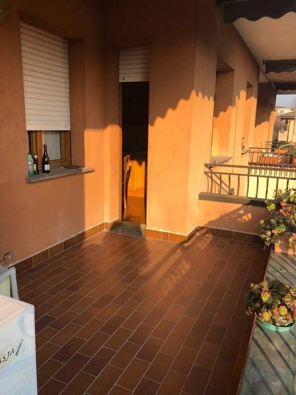 Appartamento in buone condizioni arredato in vendita Rif. 7931579