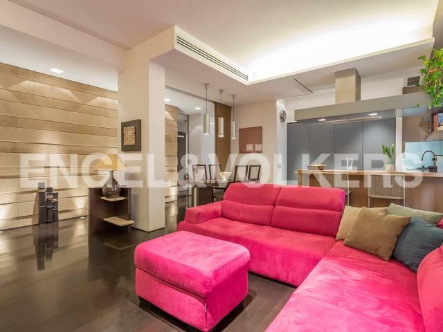 Appartamento di lusso in vendita a roma via levico for Appartamento design roma