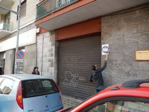 Bari Estr.Capruzzi, locale commerciale + deposito da ristrut