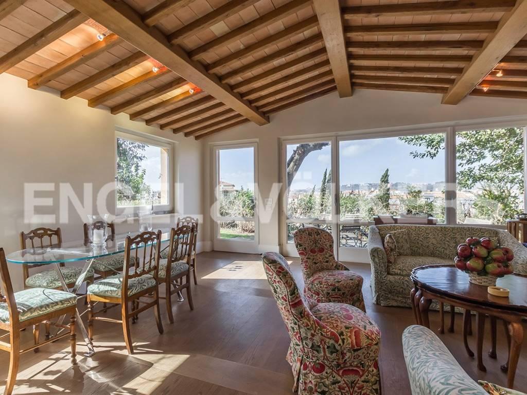 Villa in Affitto a Roma 02 Parioli / Pinciano / Flaminio: 4 locali, 150 mq