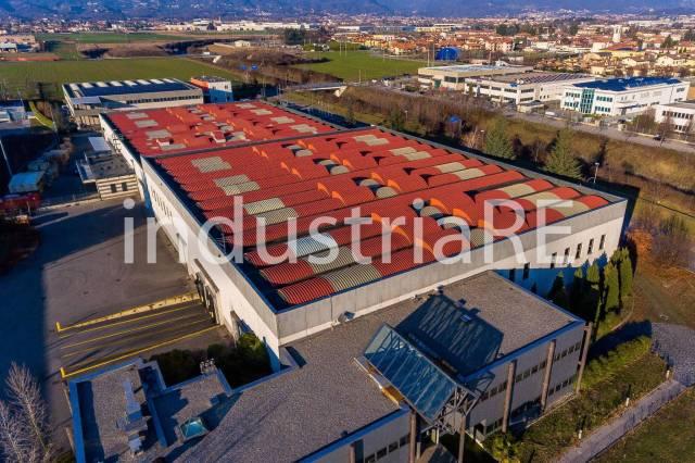 Capannone industriale in vendita a Mapello