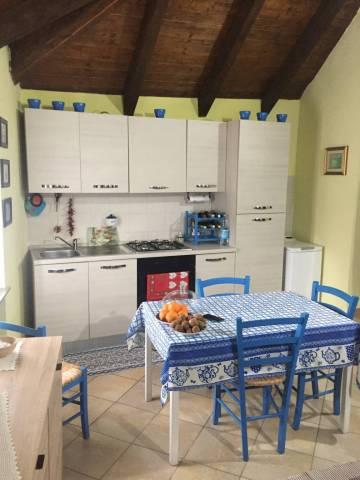 Trino Vercellese alloggio ristrutturato arredato