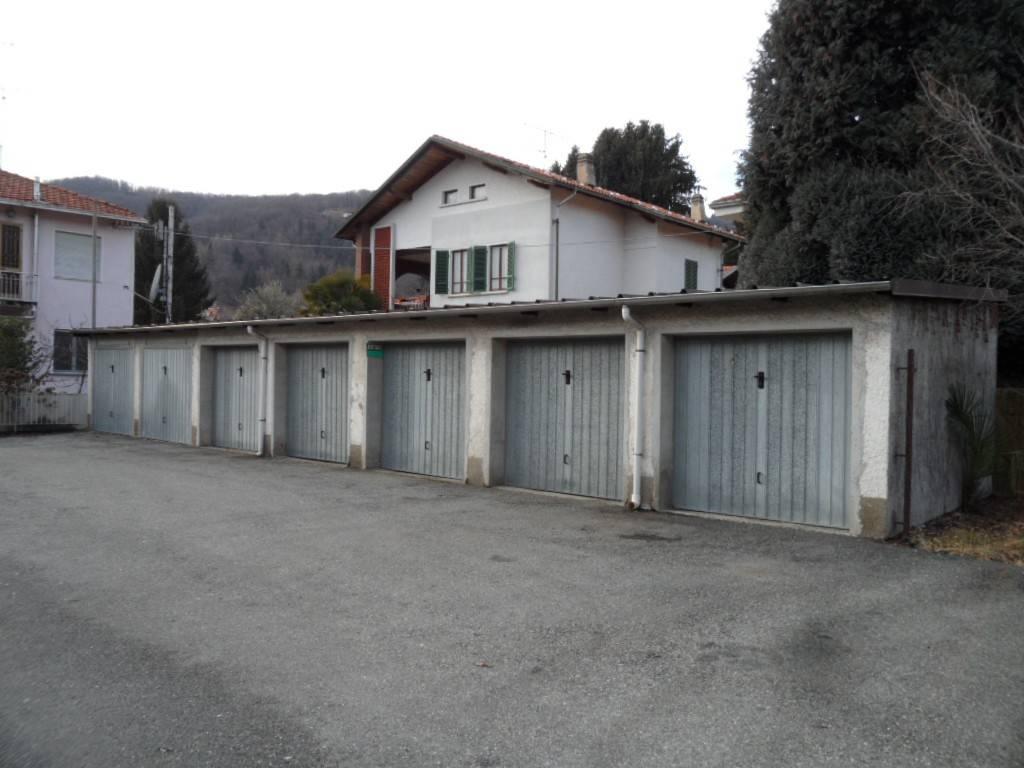 Garage - autosilos - parcheggio monolocale in vendita a Borgosesia (VC)