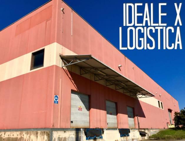 Capannone industriale in vendita a Grassobbio