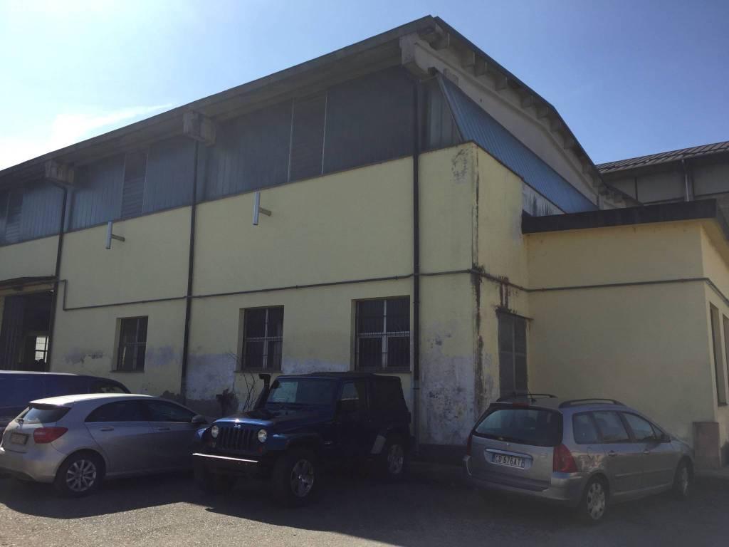 Capannone in vendita via Torino Druento 79 Collegno
