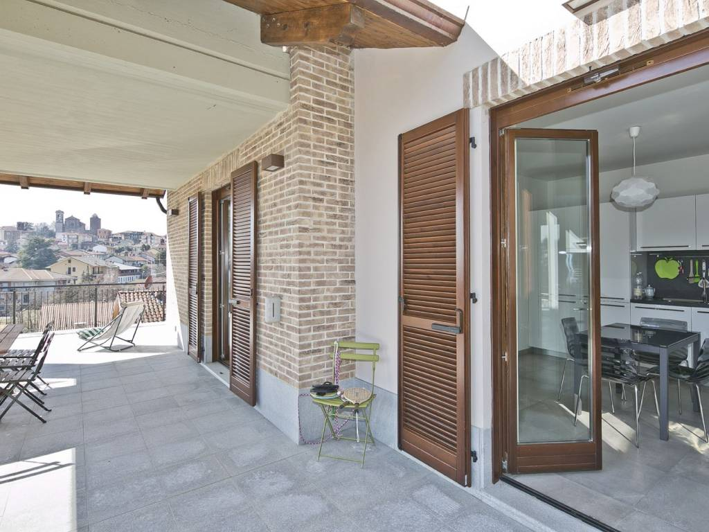 Villa in vendita piazza Unità d'Italia 18 Pecetto Torinese