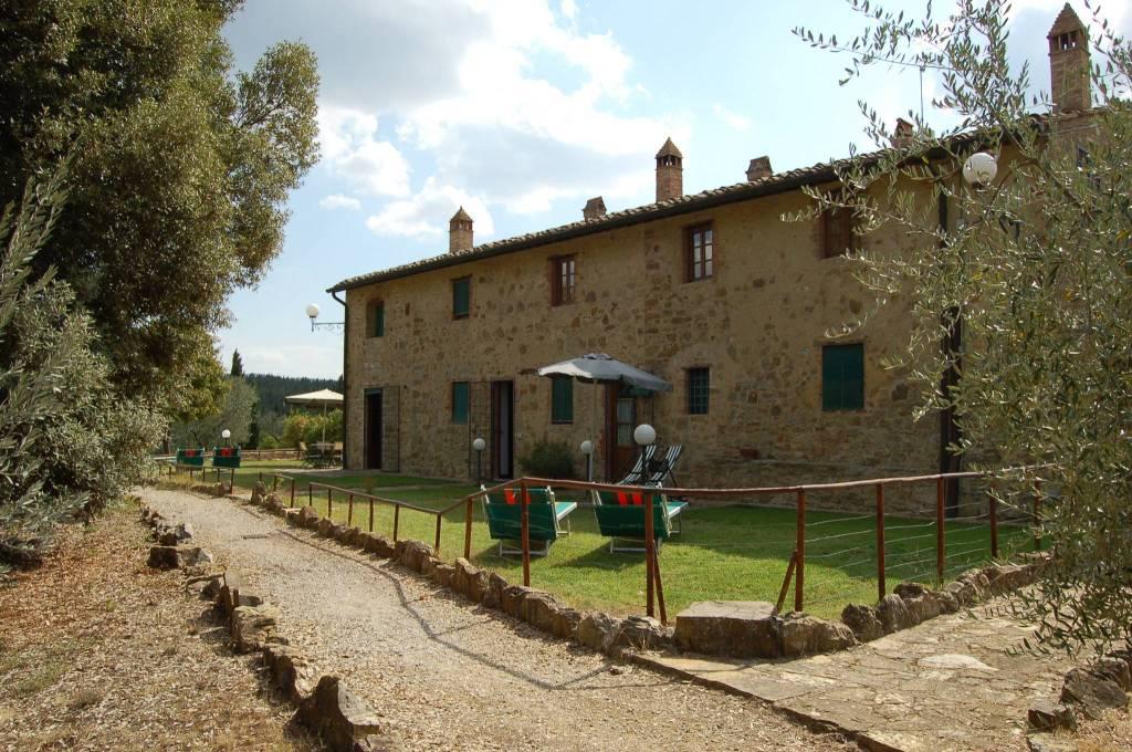 Appartamento in vendita strada Regionale di Val d'Elsa Castellina in Chianti