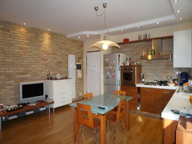 Appartamento moderno e luminoso al centro di Offida
