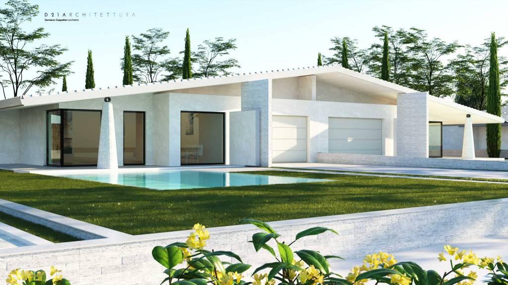 Villa in vendita a San Gervasio Bresciano, 4 locali, Trattative riservate | CambioCasa.it