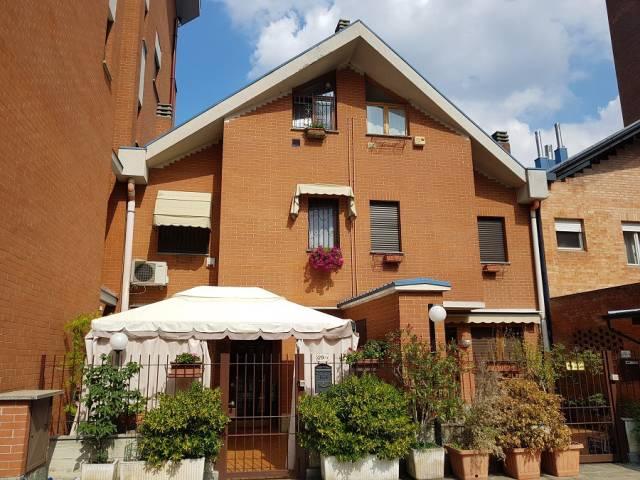 Villetta a Schiera in vendita via Tevere Rivoli