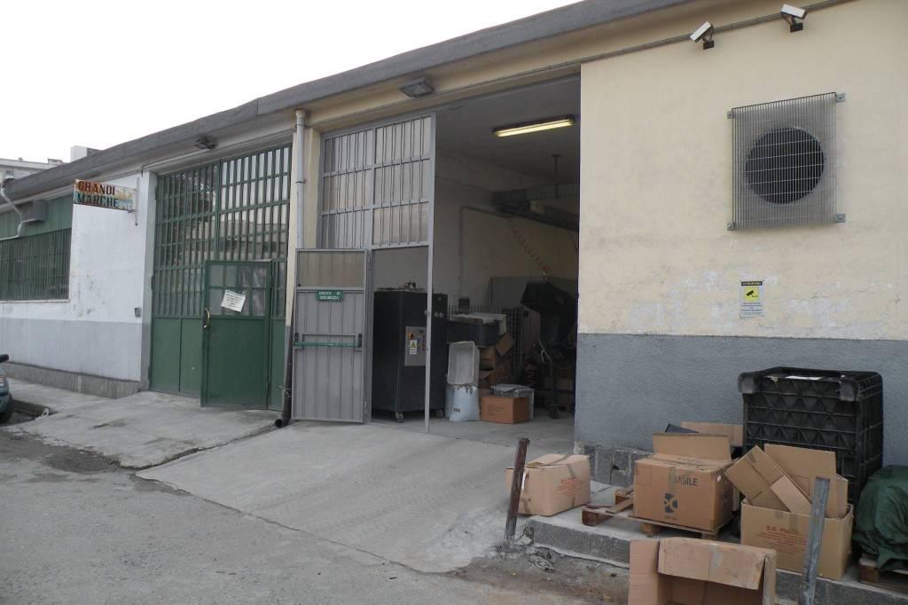 Capannone in vendita Zona Lucento, Vallette - via Luigi Ambrosini 6 Torino