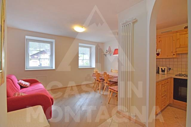 Appartamento in buone condizioni arredato in vendita Rif. 5002505