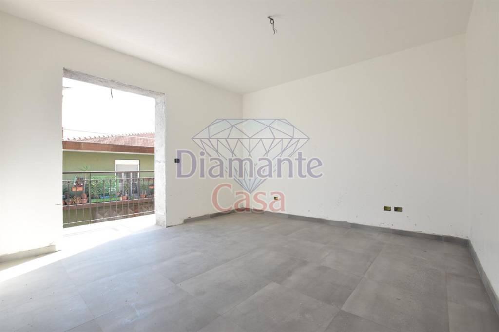 Appartamento in Vendita a San Pietro Clarenza Centro: 4 locali, 120 mq