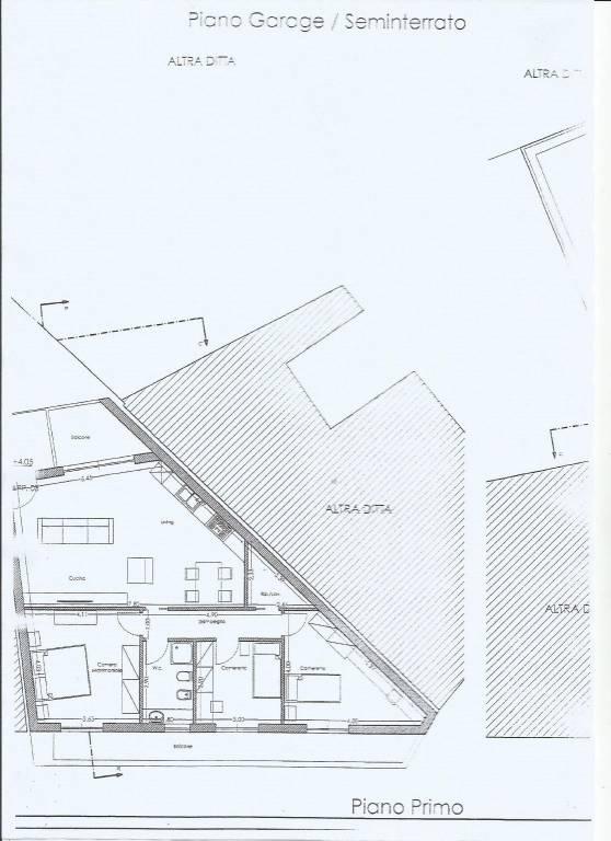 Terreno residenziale in Vendita a Misterbianco Centro: 400 mq  - Foto 1