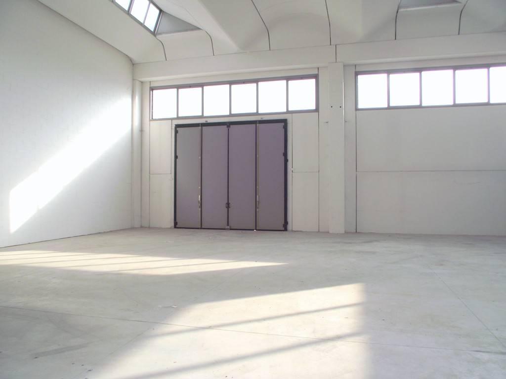 Recente capannone con grande visibilità