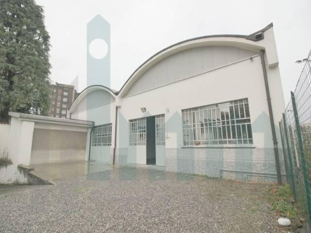 Laboratorio 5 locali in affitto a Meda (MB)