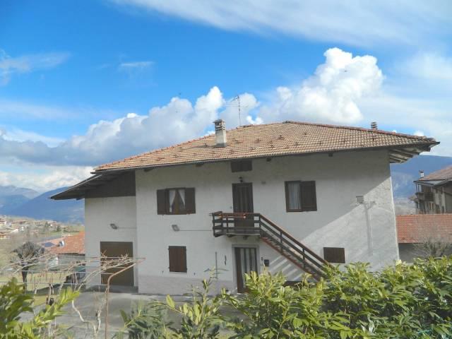 Appartamento in Affitto a Bleggio Superiore Periferia: 4 locali, 70 mq
