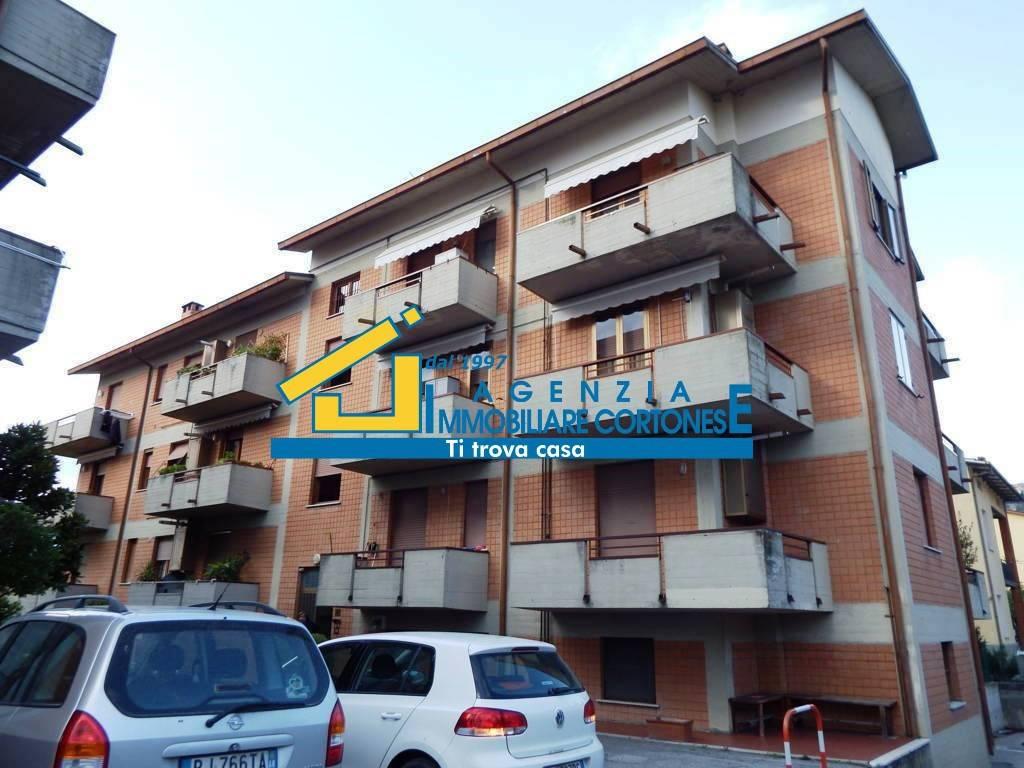 Foto 1 di Quadrilocale via Fratelli Cervi, Cortona