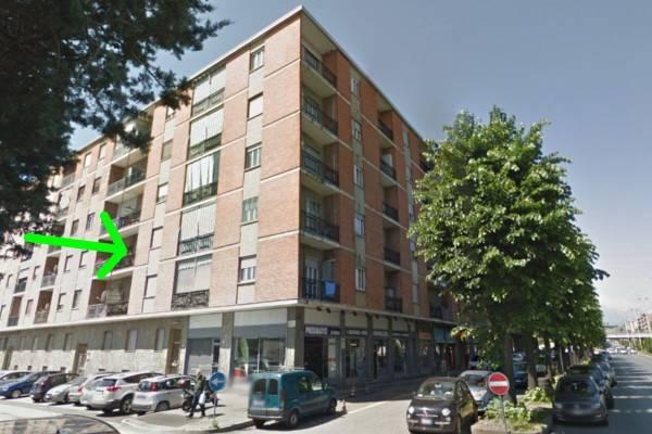 Appartamento in vendita a Rivoli, 3 locali, prezzo € 75.000 | CambioCasa.it