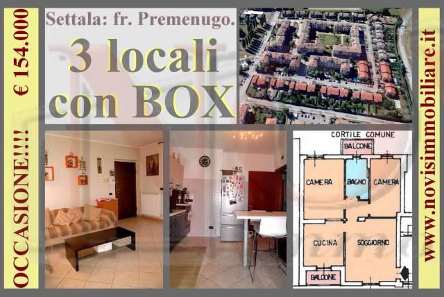 Appartamento in buone condizioni in vendita Rif. 5888587