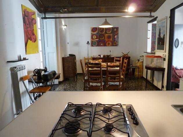 Appartamento in Affitto a Genova Centro:  2 locali, 120 mq  - Foto 1