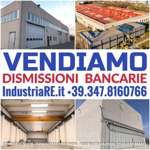 Capannone industriale in vendita a Briosco
